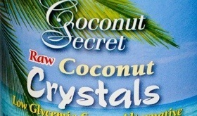 Coconut Secret Raw Coconut Crystals