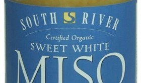 South River Organic Sweet White Miso
