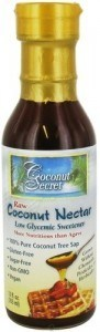 Coconut Secret Raw Coconut Nectar