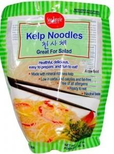 Kelp Noodles by Sea Tangle Noodle Company